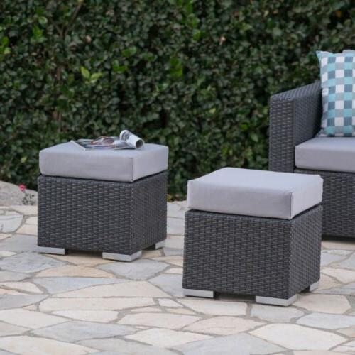 Santa Rosa Inch Wicker with Water Resistant