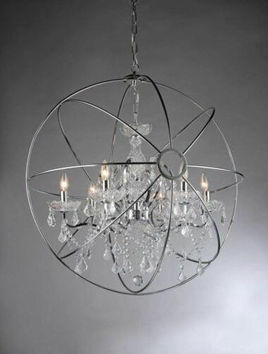 saturn s ring 16 inch chandelier