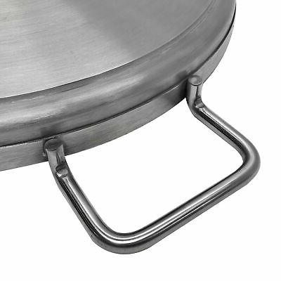 Stainless Steel Griddle Pan inch