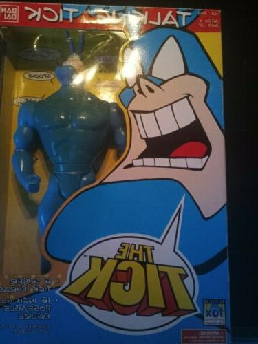 the tick 16 inch action figure by