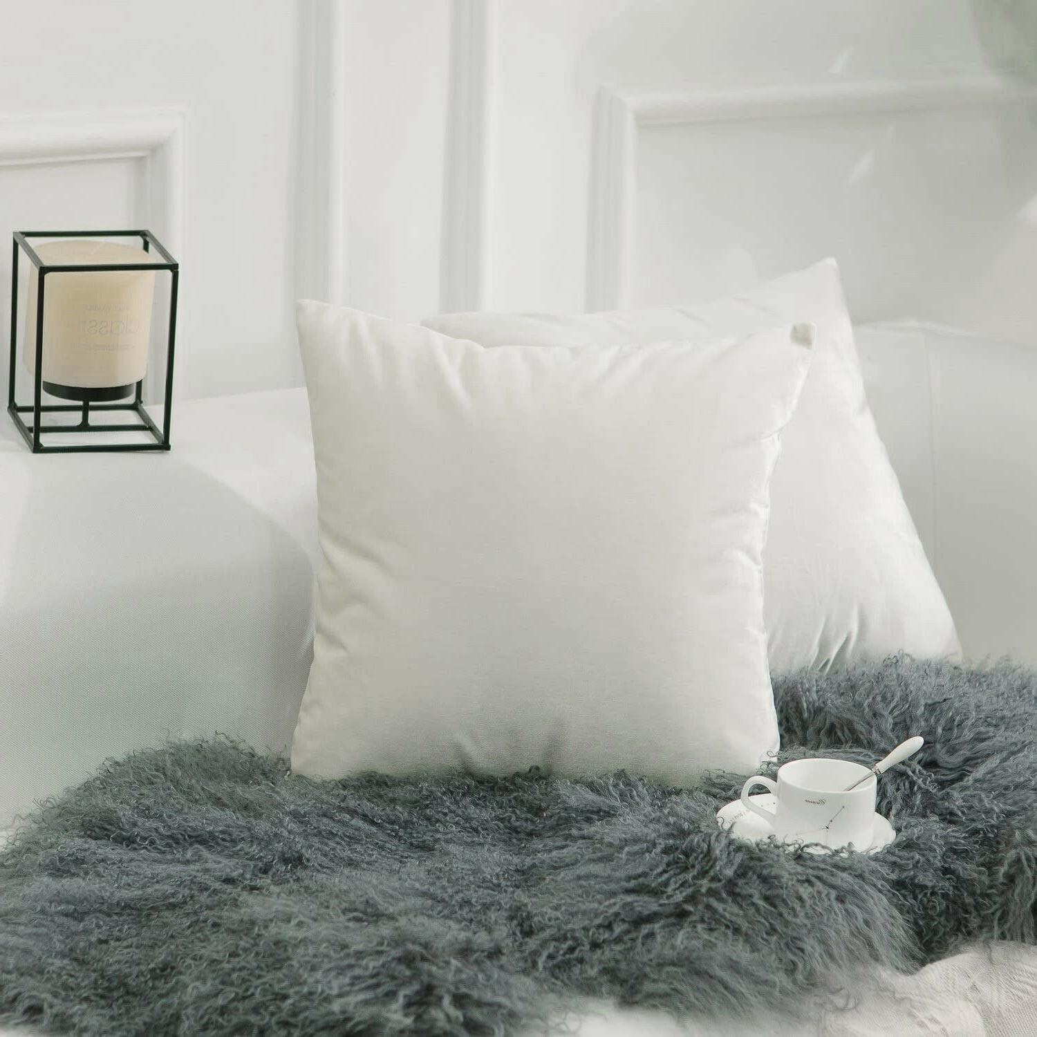 Throw Home Pillow Case Couch Sofa Waitst Cover 16x16