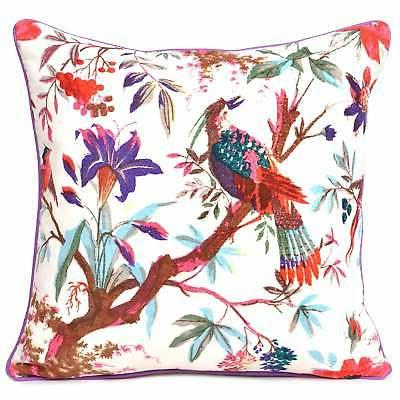 Velvet Throw Pillow Case Cushion Cover Home Sofa Decorative