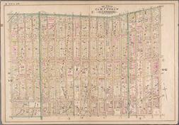 Map Poster - Plate 8: Bounded by Flushing Wallabout Avenue,