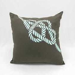 Nautical Pillow Cover, Pillow Cover, Decorative Throw Pillow