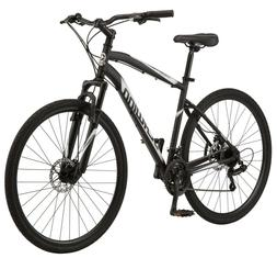 🔥☀️NEW Schwinn 700c Glenwood Men's Hybrid Bike, 21 Sp
