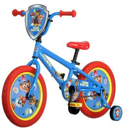 Nickelodeon 16 inch Paw Patrol All Character Bike * Paw Pupp