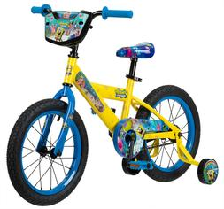 Nickelodeon SpongeBob SquarePants kids sidewalk bike, single