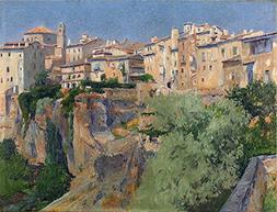 The High Quality Polyster Canvas Of Oil Painting 'Beruete Y