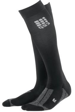 CEP Women's Recovery Socks, Size IV , Black