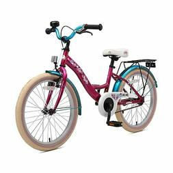 BIKESTAR Safety Sport Kids Bike Bicycle with sidestand for A