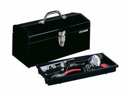 Stack-On SHB-16 16-inch Multi-Purpose Steel Tool Box