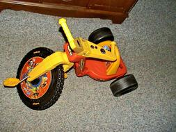The Original 16 inch Big Wheel Racer Mickey Mouse Disney Cla