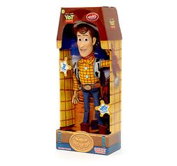 Toy Story Pixar 16 inch Talking Woody Action Figure