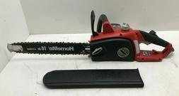 Homelite UT43123 16 in. 12 Amp Electric Chainsaw Tool-Less C