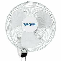 Hurricane Wall Mount Fan - 16 Inch | Classic Series | Wall F